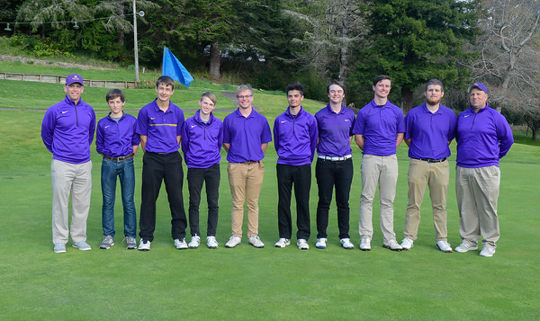 MARSHFIELD HIGH SCHOOL GOLF TEAM 2018