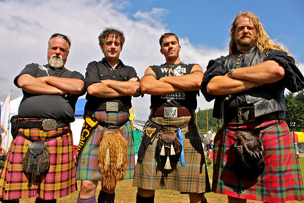 2010 SEATTLE HIGHLAND GAMES