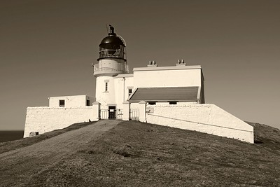 Stoer Lighthouse ...