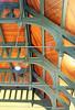 Rotorua museum ceiling detail