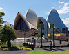 Opera House from the Garden
