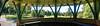 Botanical Gardens from gazebo, Sydney