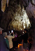 First view of the stalagtites