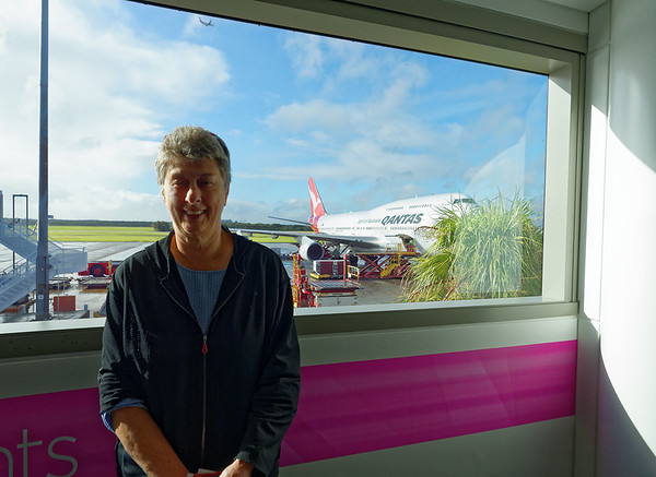 DAY 3: Arrival in Brisbane, Queensland, Australia
