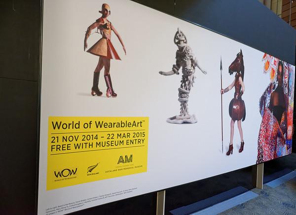 WOW, world of wearable art