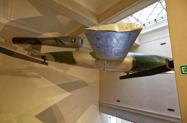 German V1 Flying Bomb