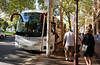 DAY 11; Koala Park, Manly Beach, Botanical Gardens, Opera House:  Boarding bus for the Koala Park