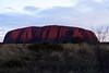 The Uluru sunset sequence 3