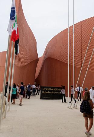 Expo Milano 2015:  UAE