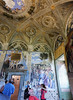 Mantua, Castle of St. George; the Painted Room, splendor of the Gonzaga family