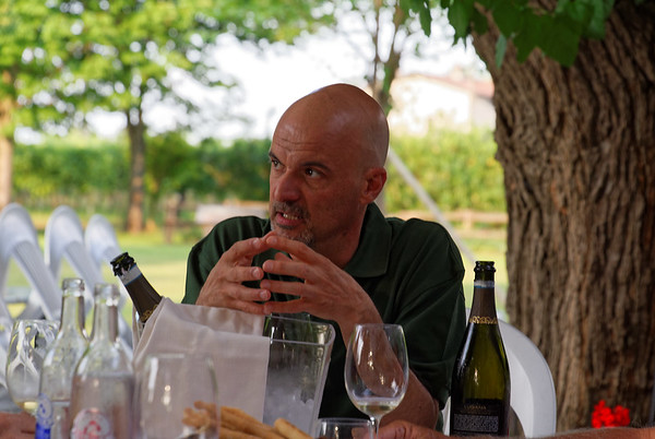Selva Capuzza; Lucca (one of 4 sons) explains the company's concept
