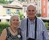 Valeggio and the Mincio river; Rena and Roger