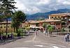 Malcesine, Lake Garda; scenic town along the lake