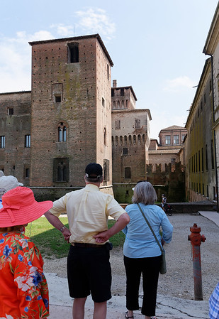 Castle of Saint George - really large
