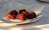 Selva Capuzza; great hard-fried ham/cheese balls