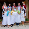 Borgo San Donino; and here's the class