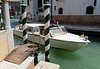 Venice; Our water taxi
