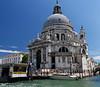 Venice; Basilica di Santa Maria della Salute