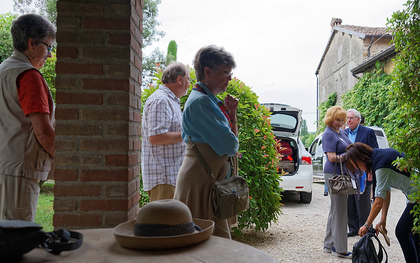 DAY 9: Leaving Borgo San Donino, headed to Venice for 3 days