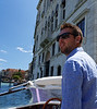 Venice; off for a canal ride