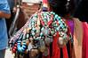 Hawker and wares, Hanuman-dhoka Durbar Square, Kathmandu Nepal