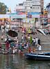 Bathing, Ganges, Varanasi