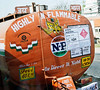 """Still using the word """"inflammable"""" - and what is a """"LIVER BOX?,"""" on the road to Jaipur"""