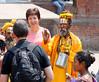 Photo shoot, Hanuman-dhoka Durbar Square, Kathmandu Nepal