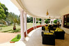 Cool view from the veranda, Sawai Madhopur Lodge, Ranthambore