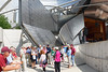 Chicago tour, Jay Pritzker Pavilion at Millennium Park