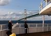 Mackinac Bridge from the Victoria I
