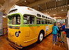 Detroit Ford Museum, Montgomery City bus