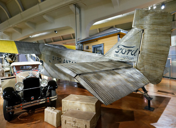 Detroit, Ford Museum, Ford Tri-Motor, the Tin Goose