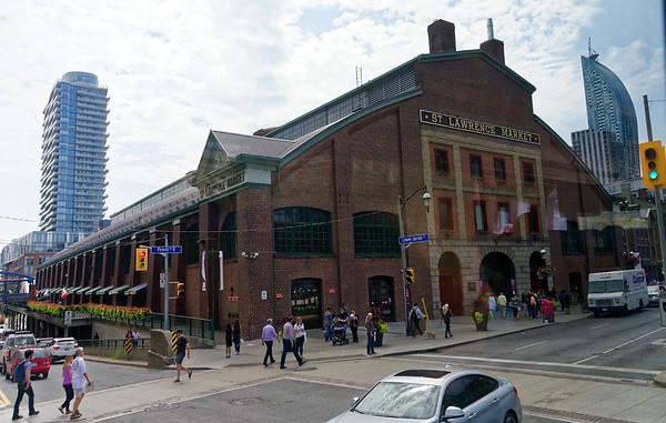 Toronto Ontario, St. Lawrence Market
