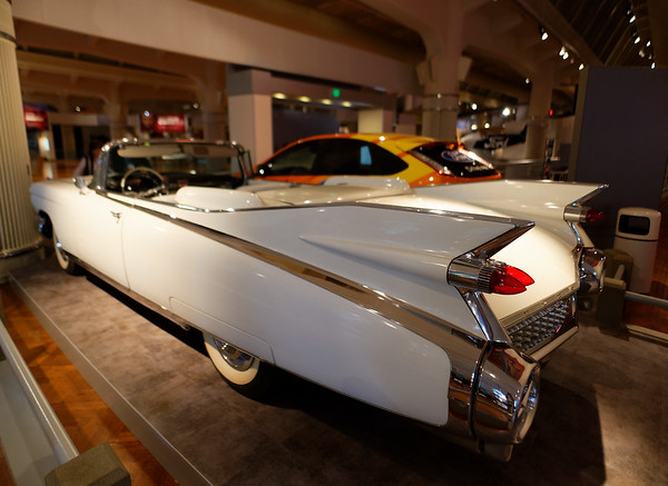 Detroit Ford Museum, now that's a convertible!