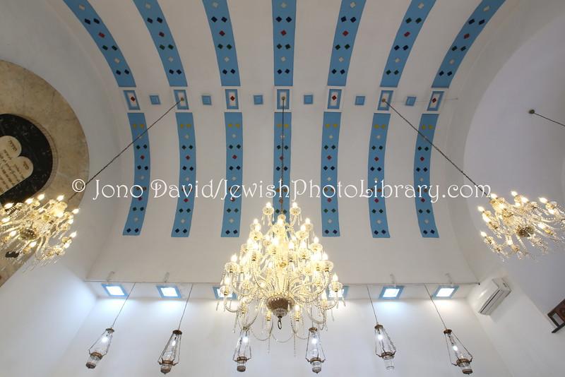 MA 6004  Benarrosh Synagogue  Casablanca, Morocco