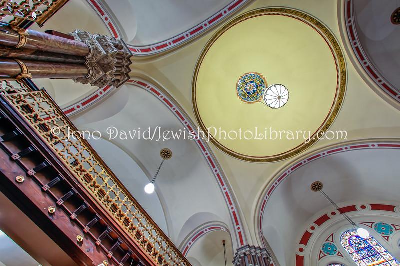 UK 582  West London Synagogue  London, England