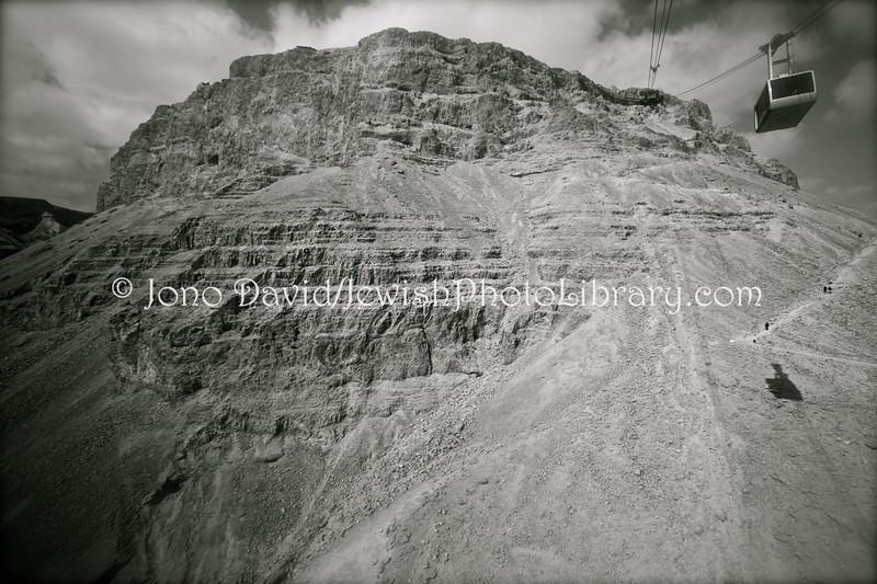 Eastern view  Masada, ISRAEL
