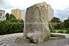 PL 541  Mila 18 monument  WARSAW, POLAND