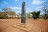 ZW 1220  Holocaust Memorial, Warren Hills Jewish Cemetery  Harare, Zimbabwe