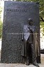 WE 2950  Raoul Wallenberg Memorial at Western Marble Arch Synagogue  LONDON, UK