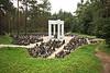 LV 1555  Bikernieki Forest Memorial  RIGA, LATVIA