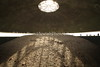 PL 2142  Ashes mound, Majdanek death camp  LUBLIN, POLAND