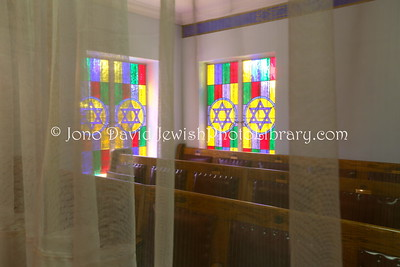 ZA 9262  Benoni Synagogue  Benoni, South Africa