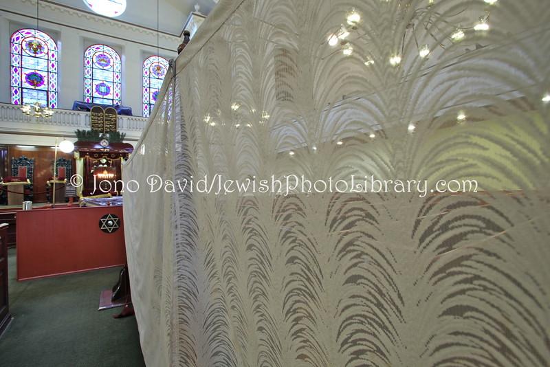 US 5372  Ramath Orah Congregation, NYC, NY, USA