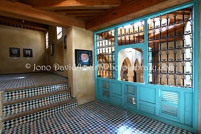 MA 4659  Al Fassiyine Synagogue  Fes, Morocco