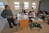 Geography class, Yeshiva Maharsha Beis Aharon  JOHANNESBURG, South Africa