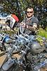 ZA 14916  Cycalive, Torah Academy  Steel Wings biker club member  Johannesburg, South Africa