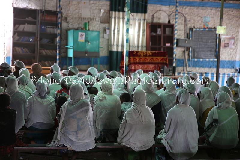 Hatikvah Jewish Community  Gondar, Ethiopia