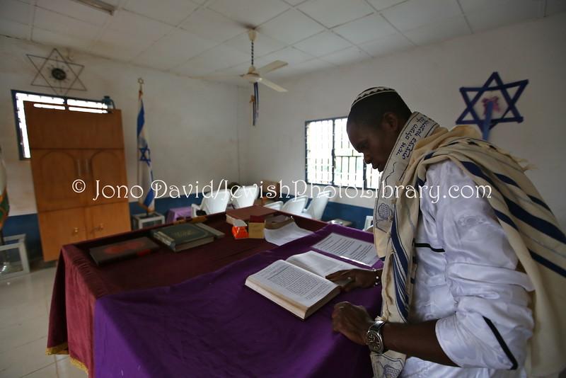 Ghihon Hebrews' Synagogue  Jikwoyi, Abuja, Nigeria